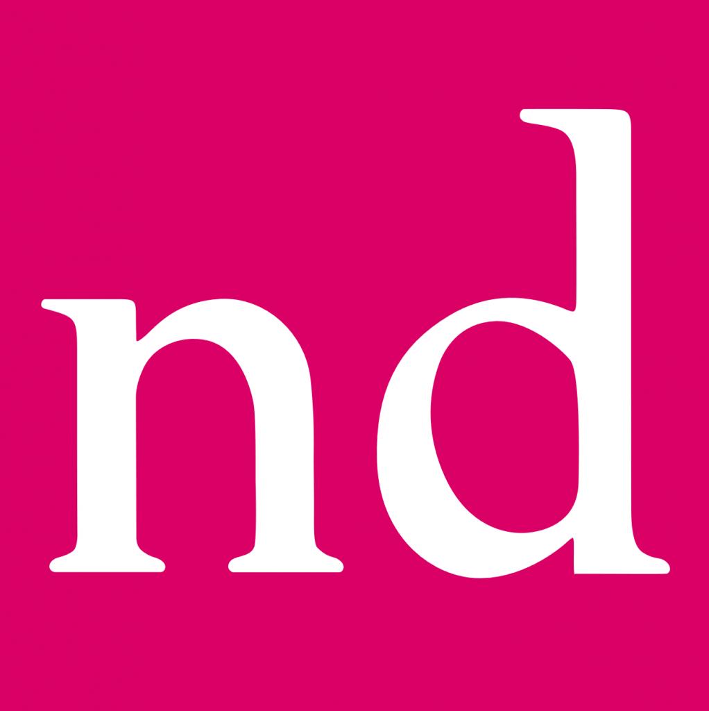 Logo vom ND