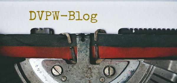 Logo vom DVPW-Blog