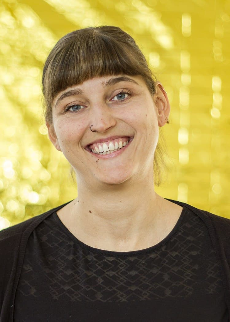 Portrait Friederike Beier